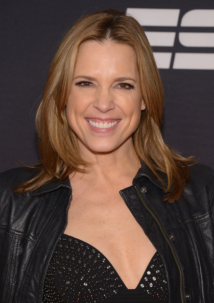 Hannah Storm Photos - ESPN The Party - Arrivals - Zimbio