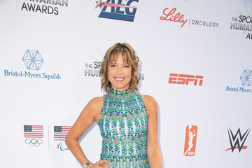 Hannah Storm 4th Annual Sports Humanitarian Awards - Arrivals