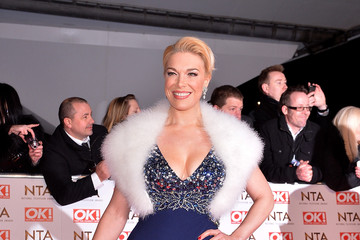 Hannah Waddingham Arrivals at the National Television Awards