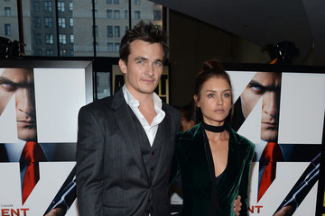 Hannah Ware Stars Attend the 'Hitman Agent 47' New York Premiere