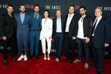 Hannah Ware Screening Of Netflix's 'The Angel' - Arrivals