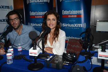 Hannah Ware SiriusXM Broadcasts from Comic-Con