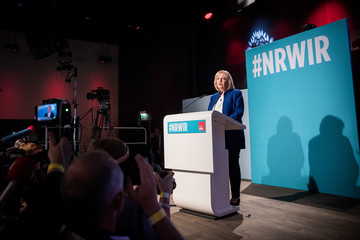 Hannelore Kraft North Rhine-Westphalia Holds State Elections