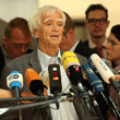 Hans-Christian Stroebele Government Wrestles With Possible Spy Scandal