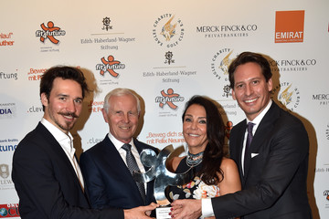 Hans-Dieter Cleven Felix & Friends for Kids Charity Gala in Munich