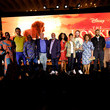 Hans Zimmer The Global Press Conference For Disney's 'The Lion King'