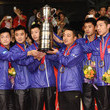 Hao Wang World Team Table Tennis Championships: Day 8