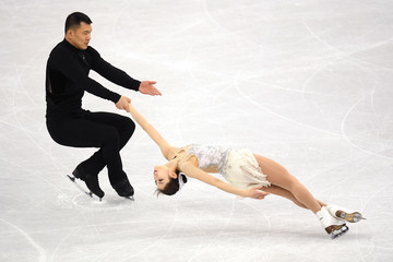 Hao Zhang Figure Skating - Winter Olympics Day 0