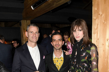 Hari Nef The Business of Fashion Presents VOICES In Oxfordshire - Drinks Reception