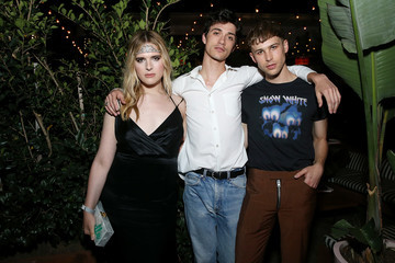 Hari Nef Tommy Dorfman Flaunt And /Nyden Celebrate The New Fantasy Issue With A Dinner Honoring Hari Nef