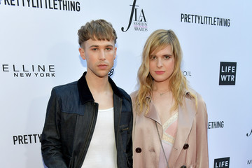 Hari Nef Tommy Dorfman The Daily Front Row Hosts 4th Annual Fashion Los Angeles Awards - Red Carpet