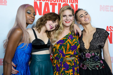 Hari Nef Premiere Of Neon And Refinery29's 'Assassination Nation' - Red Carpet