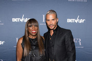 Mikki Taylor and Jay Manuel attend Harlem Fashion Row at One World Trade Center on September 05, 2019 in New York City.