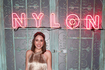 Harley Quinn Smith NYLON Young Hollywood Party At AVENUE Los Angeles