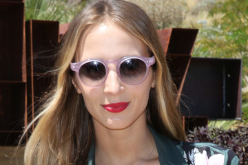 Harley Viera-Newton Poppy Delevingne Hosts The Superdry Coachella Brunch