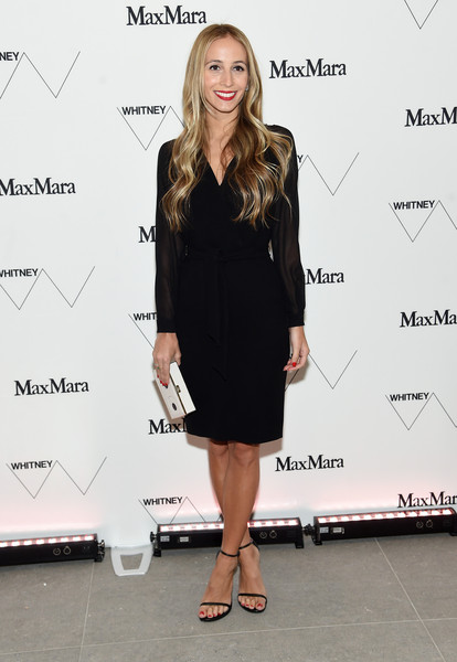 Max Mara, Presenting Sponsor, Celebrates The Opening Of The Whitney Museum Of American Art - Arrivals