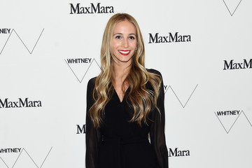 Harley Viera-Newton Max Mara, Presenting Sponsor, Celebrates The Opening Of The Whitney Museum Of American Art - Arrivals