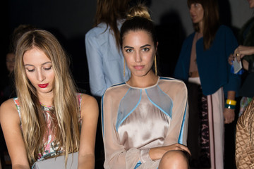Harley Viera-Newton Day 3: Front Row & Celebrities - London Fashion Week SS15