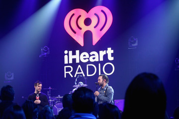 Harms iHeartRadio Album Release Party With Fall Out Boy at The iHeartRadio Theater