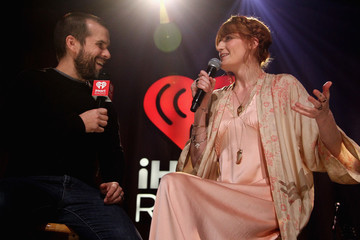 Harms iHeartRadio LIVE With Florence + The Machine