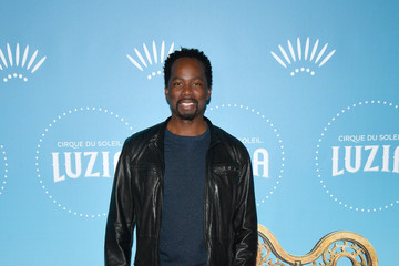 Harold Perrineau Cirque du Soleil Presents the Los Angeles Premiere Event of 'Luzia' - Arrivals