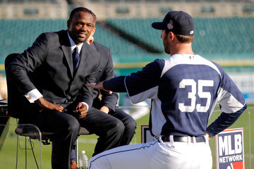 Harold Reynolds World Series - San Francisco Giants v Detroit Tigers - Game Three