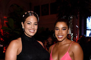 "Ashley Graham and Hannah Bronfman attend as Harper's BAZAAR celebrates ""ICONS By Carine Roitfeld"" at The Plaza Hotel presented by Cartier - Inside on September 06, 2019 in New York City."