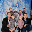 Harper Burtka Harris 'Frozen' Premieres in Hollywood — Part 2
