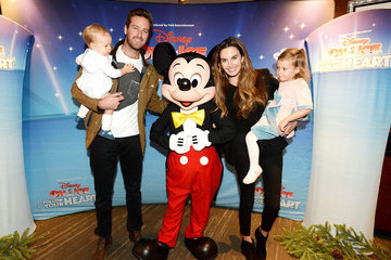 Harper Hammer Disney on Ice Presents Follow Your Heart Celebrity Guests