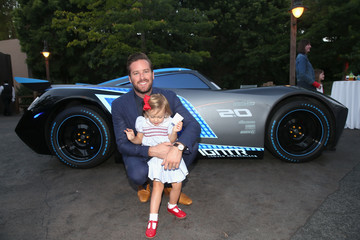 Harper Hammer The World Premiere of Disney/Pixar's 'Cars 3'
