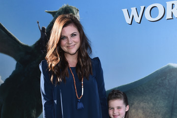 Harper Renn Smith Disney's 'Pete's Dragon' World Premiere in Hollywood