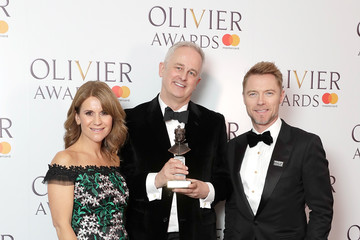 Harriet Scott The Olivier Awards With Mastercard - Press Room