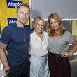 Harriet Scott Kylie Visits Magic Radio