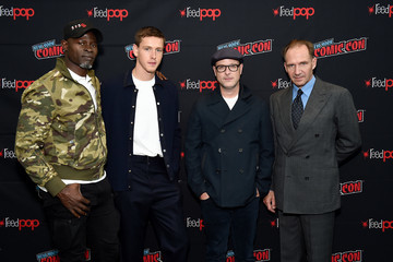 Harris Dickinson 'The King's Man' At New York Comic Con
