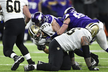 Harrison Smith Divisional Round - New Orleans Saints v Minnesota Vikings