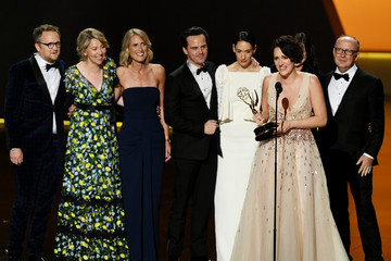 Harry Bradbeer Sian Clifford 71st Emmy Awards - Show