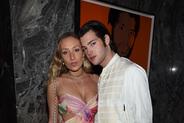 Harry Brant Aby Rosen And Samantha Boardman Host Their Annual Dinner At The Dutch W Hotel South Beach