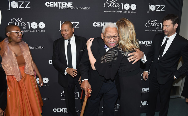 Jazz at Lincoln Center 2017 Gala 'Ella at 100: Forever the First Lady of Song' - Inside