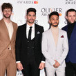 Harry Judd The Olivier Awards 2019 With MasterCard - Press Room