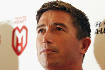 Harry Kewell Melbourne Heart Press Conference