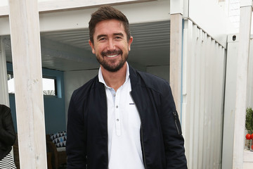 Harry Kewell Celebrities Attend The Portsea Polo Event