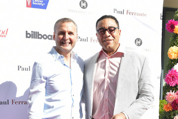 Harry Lennix American Cancer Society's California Spirit 34 Food And Wine Benefit - Arrivals