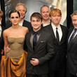Daniel Radcliffe and Emma Watson Photos