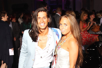 Chloe Green Ollie Locke Harry Potter And The Deathly Hallows Part 2 - World Premiere - After Party