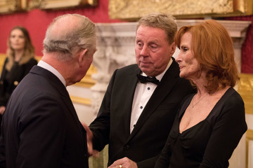 Harry Redknapp The Prince of Wales' Invest in Futures Reception for the Prince's Trust