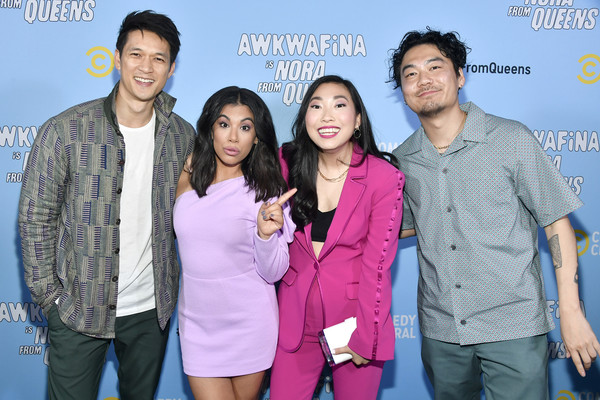Comedy Central's Awkwafina is Nora From Queens Premiere Party