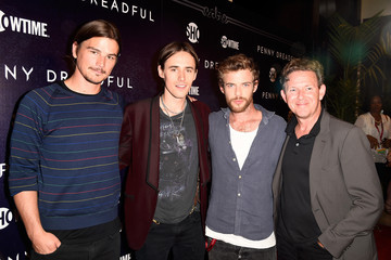 "Harry Treadaway Reeve Carney Showtime's ""Penny Dreadful"" Premiere - Comic-Con International 2014"