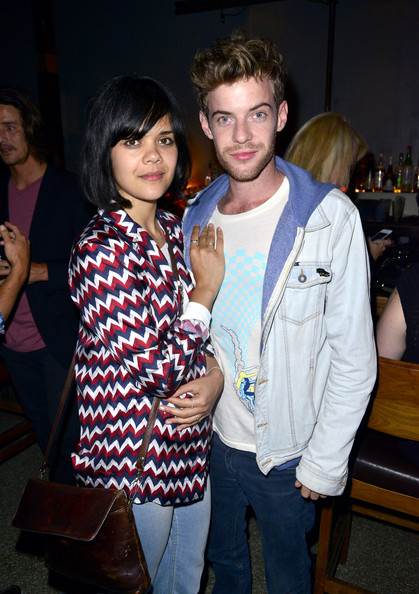 Tommy Hilfiger Celebrates Surf Shack In Los Angeles [youth,fashion,event,outerwear,fun,cool,party,jeans,fashion design,tommy hilfiger celebrates surf shack,natasha khan of bat for lashes,harry treadaway,tommy hilfiger,surf shack,los angeles,venice,california,l,the brig]