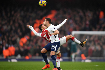 Harry Winks Arsenal v Tottenham Hotspur - Premier League