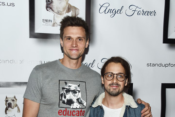Hartley Sawyer 8th Annual Stand Up For Pits - Arrivals